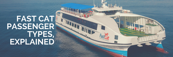 Fast Cat RoRo Passenger Sections Explained
