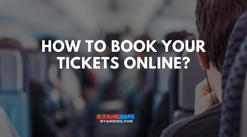 How to Book your Bus or Ferry Tickets Online with Biyaheroes?