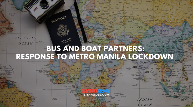 Bus and Boat Partners - Latest Updates and Guidelines