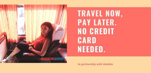 Travel with us and pay in installment basis!
